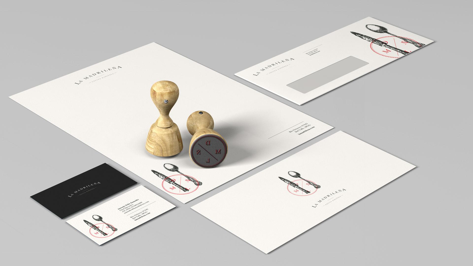 Presentación diseño de la madrileña. Presentació disseny de la madrileña