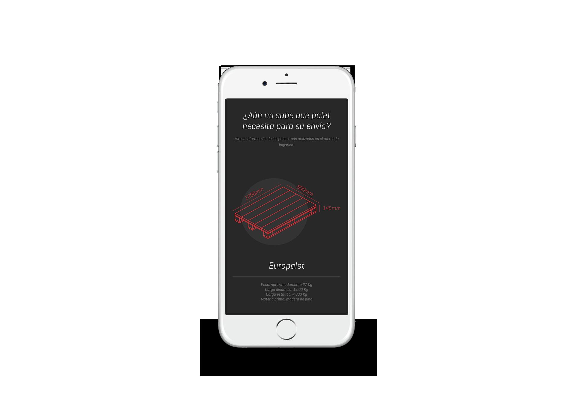 Diseño página web para formato móvil. Disseny pàgina web per a formats mòbil.